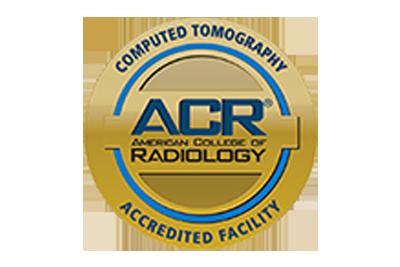 American College of Radiology (ACR) - Tomografía Computarizada